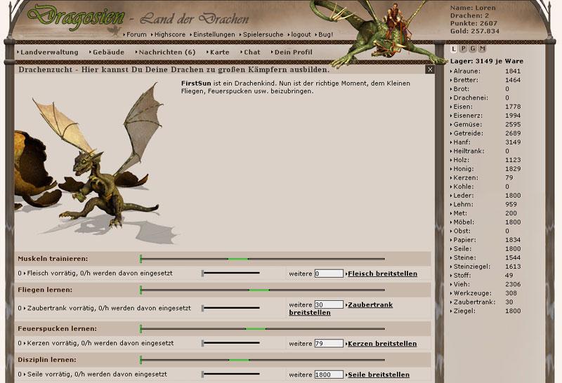 Drachen Online Spiele